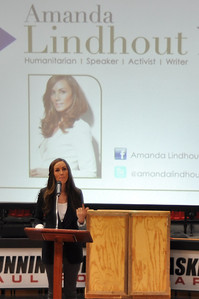 Amanda Lindhout shares her story, about being kidnapped in Somalia during 2008, in Dimensions on Feb 14, 2012.