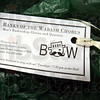 Bow chorus; Detail photo
