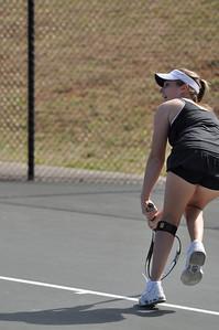 Gardner-Webb Women's Tennis Steals 4-3 Win from Pirates at Home Saturday