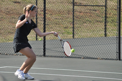 Gardner-Webb Women's Tennis Steals 4-3 Win from Pirates at Home Saturday