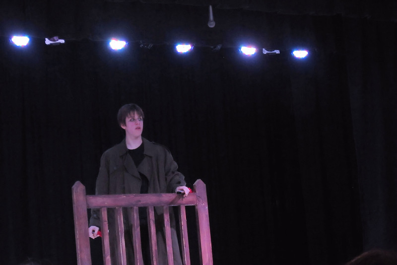 "Jacob in ""Mulan"", at Crestdale."