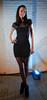 "Kristen Muller.  Design After Dark 2012, themed ""bespoke,"" benefiting the Denver Art Museum, at 445 Broadway in Denver, Colorado, on Friday, Feb. 10, 2012.<br /> Photo Steve Peterson"