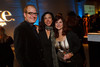 "J.J. and Rachelle Folsom with Dana Meacham (founding publisher of Luxe Interiors + Design Magazine).  Design After Dark 2012, themed ""bespoke,"" benefiting the Denver Art Museum, at 445 Broadway in Denver, Colorado, on Friday, Feb. 10, 2012.<br /> Photo Steve Peterson"