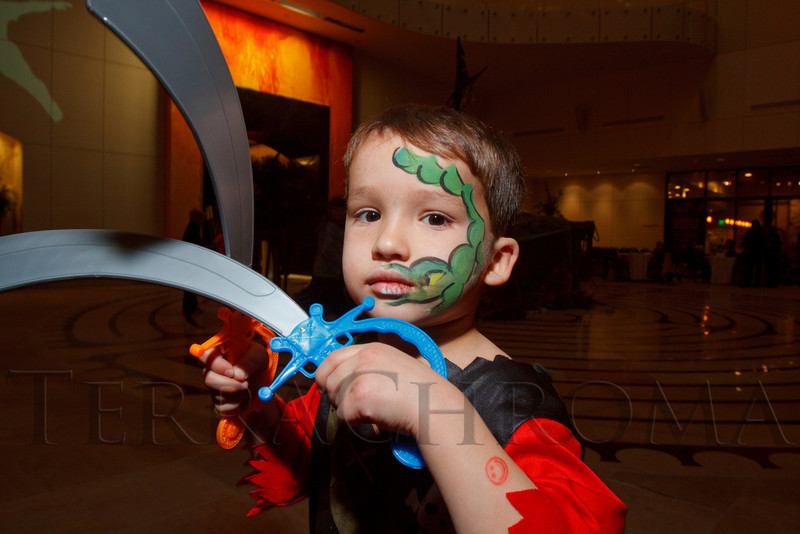 """Family activities at """"Neverland,"""" hosted by the Colorado Ballet Auxiliary in advance of the Colorado Ballet performance of """"Peter Pan,"""" at Palazzo Verdi in Greenwood Village, Colorado, on Sunday, Feb. 12, 2012.<br /> Photo Steve Peterson"""