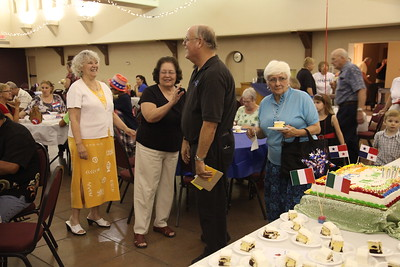 Fr. John's 65th Birthday Celebration