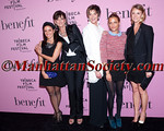 New York – April 25: Shoshanna Gruss, Jane Ford, Jean Ford, Jane Ford, Charlotte Ronson, Allison Aston attend Benefit Cosmetics New York Premiere of GLAMOURIETY Film at 2012 TRIBECA FILM FESTIVAL Co-hosted by Society of Memorial Sloan Kettering Cancer Center Associates Committee at the Tribeca Grand Hotel, 2 Avenue of the Americas (corner of Walker and Church Streets) in Lower Manhattan on April 25, 2012 (Photos by Christopher Dwight Mejia London ©2012 ManhattanSociety.com)