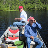 STAN & CLYDE OUT FISHIN