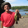 BILL SCHMIDT WITH JUST ONE OF MANY CRAPPIES HE SLAYED