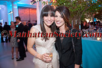 Melissa Kusher, Shenae Grimes attend GOODS FOR GOOD - 3rd annual Gala For Good on Thursday, May 10, 2012 at Center 548, 548 West 22nd Street, New York City, NY (Photos by Christopher London ©2012 ManhattanSociety.com)