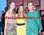 Julie Henderson, Valerie Boster, Andrea Tese attend  GOODS FOR GOOD - 3rd annual Gala For Good on Thursday, May 10, 2012 at Center 548, 548 West 22nd Street, New York City, NY (Photos by Christopher London ©2012 ManhattanSociety.com)