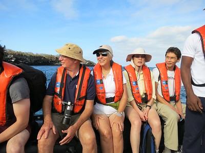 Galapagos Adventure - Hilary Coller