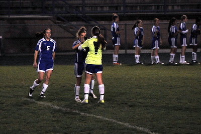 Girls Varsity -vs- Oconee County (02/28/12)