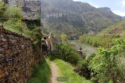 St Chely du Tarn - Hauterives