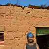 A Birdland student grandma was the recipient of enough cement to give her home a finished floor. Thank you, SAAS Zambia Club!