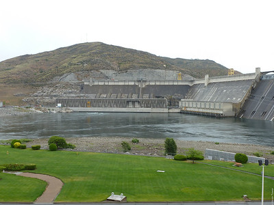Grand Coulee Dam Powerhouse #3