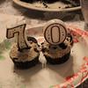 Grandma's cupcakes.