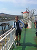Day 5 Tarbert - Sanq'uhar<br /> <br /> Interesting day mostly spent on the isle of Arran as I missed my ferry off the island. Still a pleasant 3 hour stay drinking irn bru, eating bacon rolls and chatting to the locals. Last night in Scotland!<br /> <br /> Stats<br /> 82 miles<br /> 14.3 mph av<br /> Top speed 46 mph