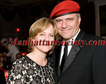 NEW YORK - JUNE 12: Melinda Katz, Curtis Sliwa  attend The Guardian Angels 33rd Anniversary Gala on Tuesday, June 12, 2012 at The Pierre Hotel on Fifth Avenue at 61st Street, New York City, NY  (Photos ©2012 ManhattanSociety.com by Partanio & London)