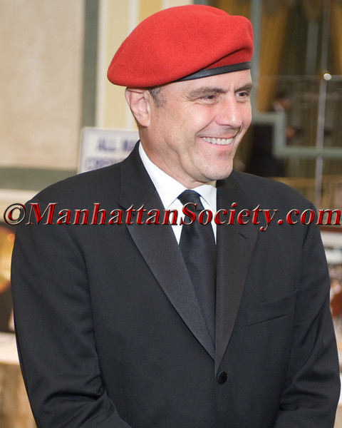 NEW YORK - JUNE 12: Curtis Sliwa attends The Guardian Angels 33rd Anniversary Gala on Tuesday, June 12, 2012 at The Pierre Hotel on Fifth Avenue at 61st Street, New York City, NY  (Photos ©2012 ManhattanSociety.com by Partanio & London)