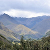 Equador- Mountain pass in Cajas National Park - road from Cuenca to Quayaquil