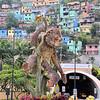 Guayaquil - Ape statue