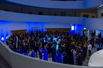 Cocktail reception atmosphere Photo by Christine Butler. © SRGF