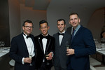 Frederick Wertheim, Angelo K H Chan, Travis Braha, Daniel Wismer. Photo by Christine Butler. © SRGF