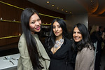 Athena Liu, Noreen Ahmad, Alvina Patel. Photo by Christine Butler. © SRGF