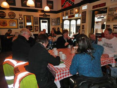 Harley Diner Cafe that was - 28th October 2012