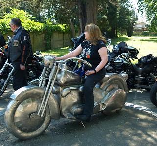 Harley Memorial - 28th May 2012