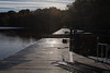 Quiet CRI dock on HOCR morning