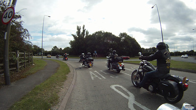 Heartbeat Ride 3, Sun 14-16 Sep 2012