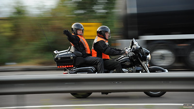 Heartbeat Ride 1, Fri 14-16 Sep 2012