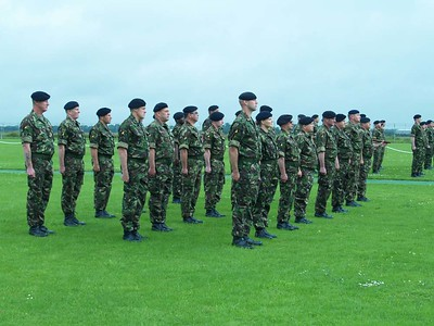 Hog the Barracks - 8th July 2012