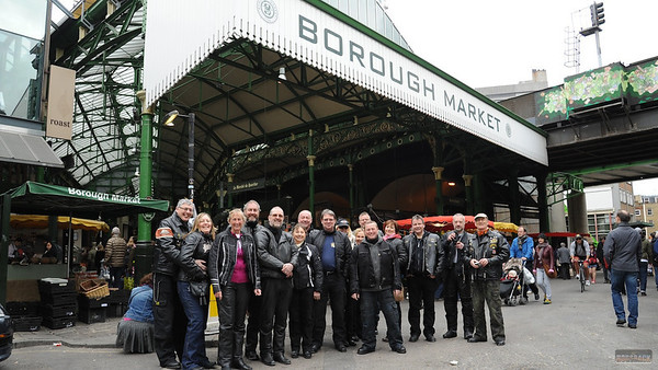 Borough Market, 31 Mar 2012  - click caption to view gallery