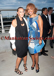 NEW YORK  – MAY 29: Donna Karan, Gayle King attend HUDSON RIVER PARK SPRING GALA HONORING GLENN DUBIN on Tuesday, May 29, 2012 at Pier 26 | North Moore Street, New York City, NY (Photos by Christopher London ©2012 ManhattanSociety.com)