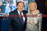 Honorees Sheldon Adelson, Dr. Miriam Adelson attend Israel Air Force Center Foundation 20th Anniversary Gala aboard The Intrepid Sea, Air, & Space Museum New York, N.Y. June 7, 2012