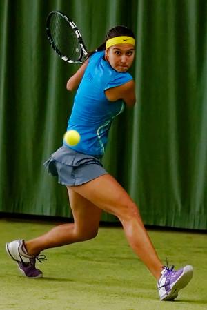 102. Julia Terziyska - ITF Heiveld junior indoor open 2012_02