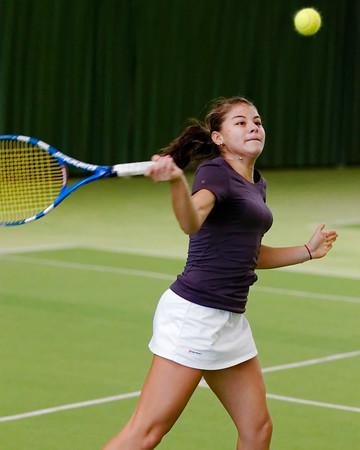 113. Ana Bianca Mihaila - ITF Heiveld junior indoor open 2012_13