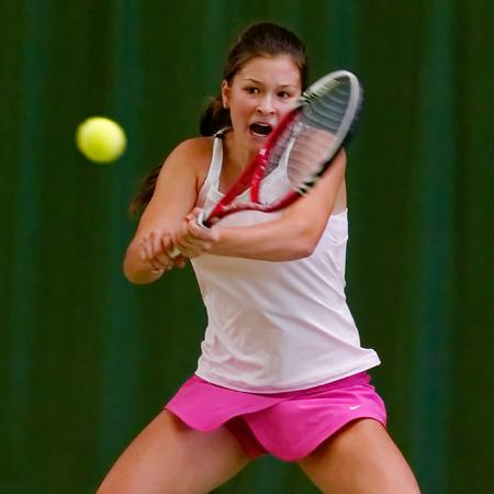 114. Dessislava Zlateva - ITF Heiveld junior indoor open 2012_14