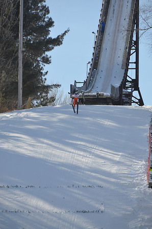 Itasca Ski Club:  February 24, 2013