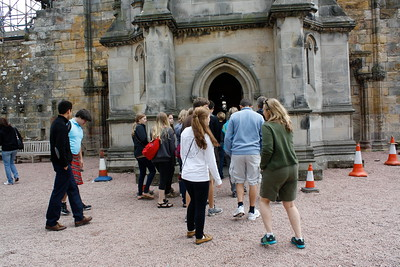 June 12: Rosslyn, Lindisfarne England, and back to Edinburgh