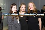 Eugenia Bullock,  Janna Bullock, Zoe Remmel