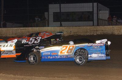Dennis Erb, Jr., Ray Cook
