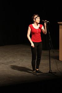 Heather Pfeffer introduces herself