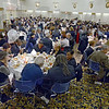 MLK: Overview of the MLK dinner guests Friday on the Indiana State University campus.