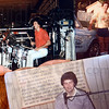 Drummer: Hall of Fame drummer George Richardson's old photographs detail his experiences.