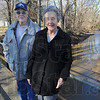 Tribune-Star/Jim Avelis<br /> Still here: The Hoggatts, John and Darlene, have lived near Fether Creek for 52 years.