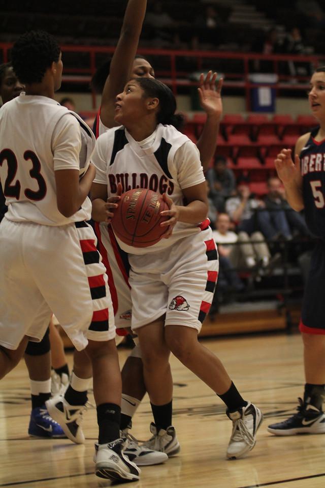 Women's Basketball vs. Liberty