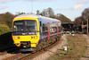 """26 January 2012 :: Soon to be replaced on the Reading / Basingstoke shuttles by Class 150's is """"Turbo"""" 165134"""